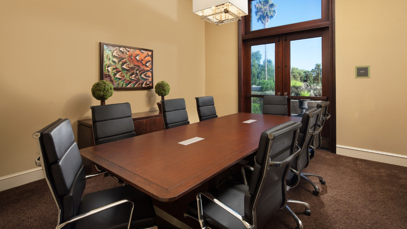 The Westin Sacramento - Siena Boardroom