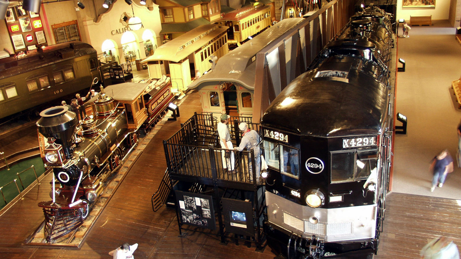 The Westin Sacramento - California State Railroad Museum